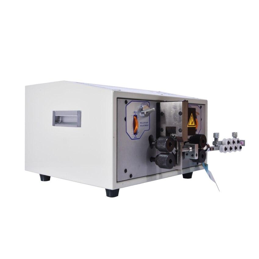 Abisolieren Maschine SWT508 Serie Vier Rad Stick Computer Automatische Kabel Draht Schneiden Maschine 0,1 zu 4,5 oder 8 oder 10 mm2 - 2