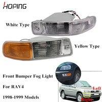 Hoping Front Bumper Fog Light Driving Lamp For TOYOTA RAV4 1998 1999 Front Foglight Fog Lamp