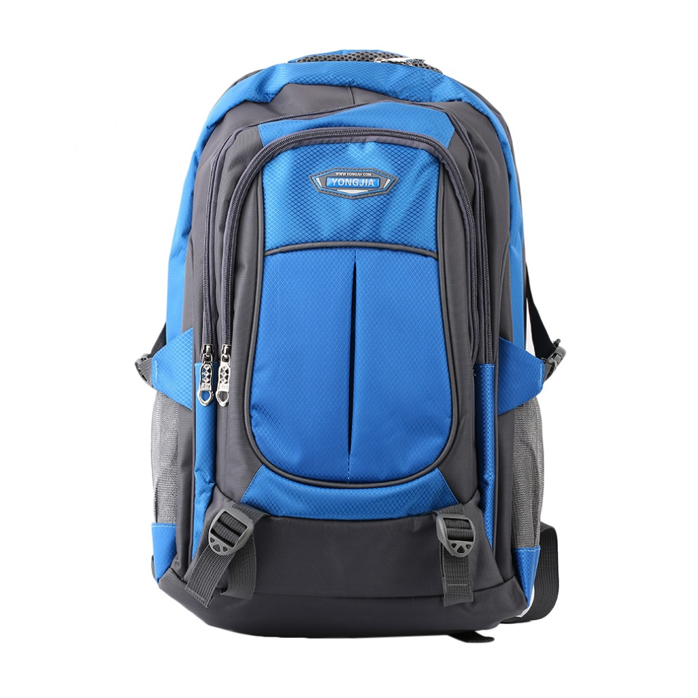 38-49 L Large Capacity Three Layers Backpack Man Woman Back Pack Laptop Mochila Travel Backpacks Adjustable Strap Outdoor Bags