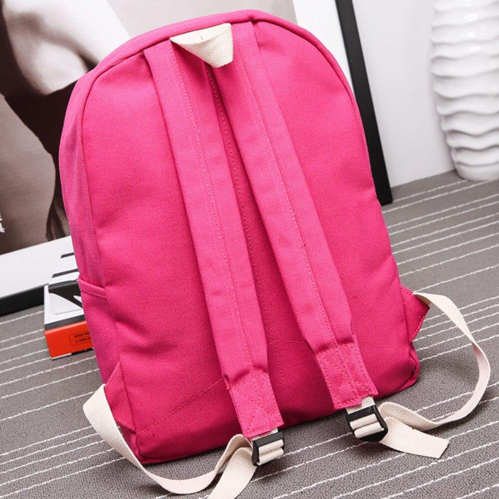 Aelicy Women Backpack For School Teenagers Girls Vintage Stylish School Bag Ladies Backpack Female Bookbag Mochila Feminina #3