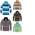 De alta calidad de Los Muchachos camisa de polo de la marca de los niños de manga larga camisa de algodón caliente Camiseta 3-12 años 6 estilos
