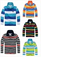 High quality Boys polo shirt brand children's long-sleeved shirt warm cotton T-shirt 3-12 years 6 styles