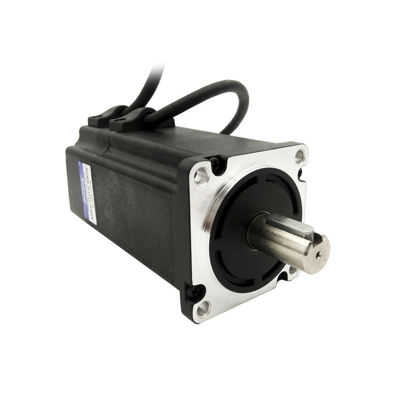 BLDC moteur Cadre 60mm 48 v 3000 rpm 300 w 0.95N.m J60BLS120-430A Brushless DC Moteur 3 phase longueur du corps 120mm