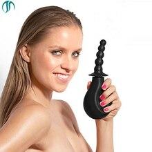 Hoe te wassen voor anale seks