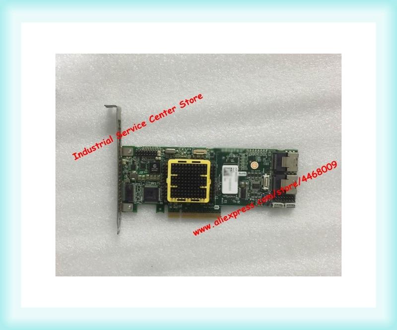 Original RAID 5805 ASR-5805/512M PCI-E SAS RAID CardOriginal RAID 5805 ASR-5805/512M PCI-E SAS RAID Card