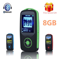 Bluetooth Mp3 Player 8GB Original RUIZU X06 With 1 8Inch Screen Can Player 100Hours High Quality