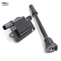 4pcs High Performance Ignition Coil For Mitsubishi Space Runner Wagon 2 4 GDI 98 MD348947 MD362915