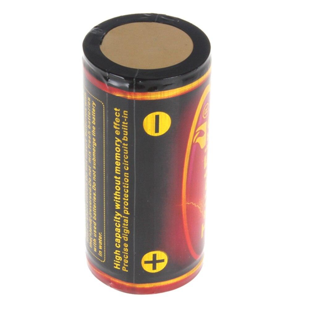 Baterias Recarregáveis 3.7 v 32650 li íon Tipo : Li-ion