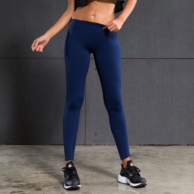 Athletic Leggings | Yoga Pants Sweat Wicking Fabric