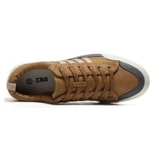 Men's Canvas Casual Shoes Breathable Wear-resistant