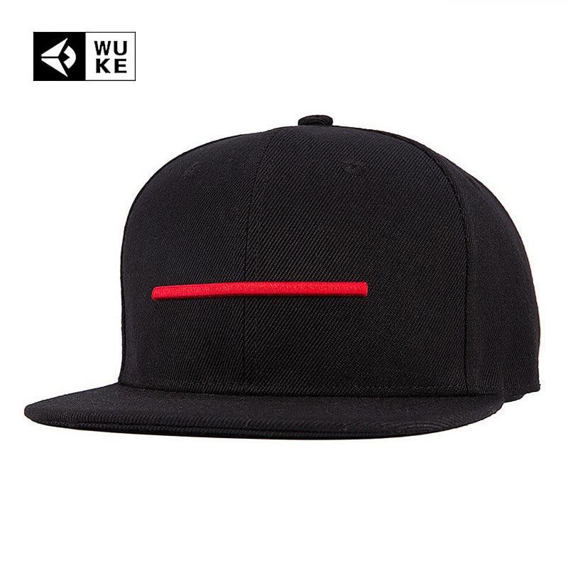 Blagovne znamke WUKE novi kosti Hop Hop Hop Hop Hop kape črni kosti - Oblačilni dodatki
