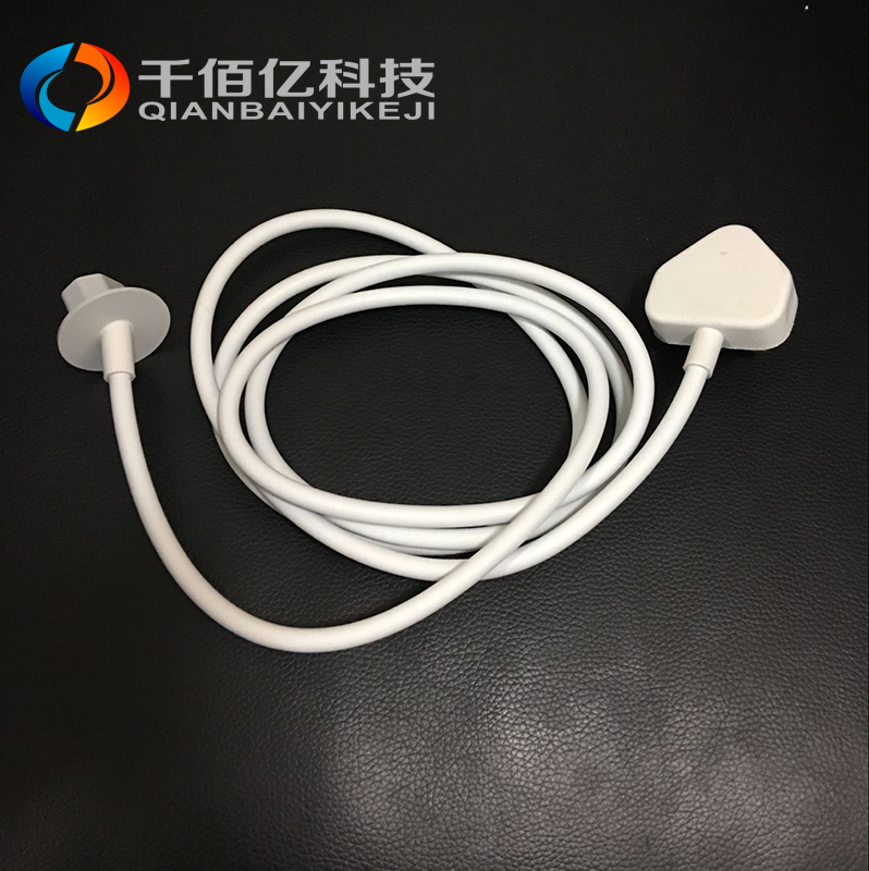 Original New Charger Adapter UK Plug Cable for iMac Power UK Standard Cables New Style image