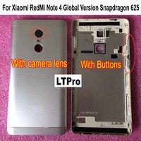 LTPro For Xiaomi Redmi Note 4 Global Version Snapdragon 625 Or MTK Helio X20 Version Metal