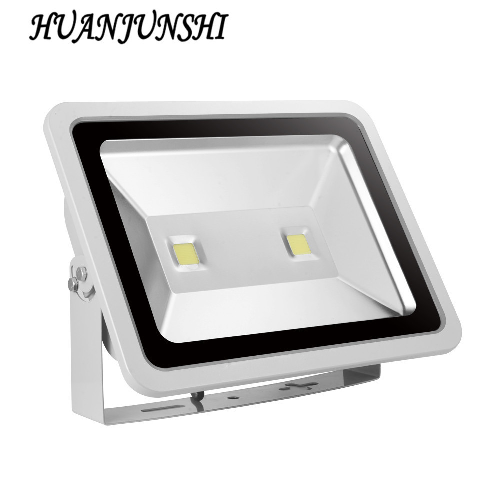LED Flood Light 200W 16000LM IP65 AC 85-265V Proyector Refletor Led Floodlight Projecteur Exterieur Spotlight Outdoor Lighting