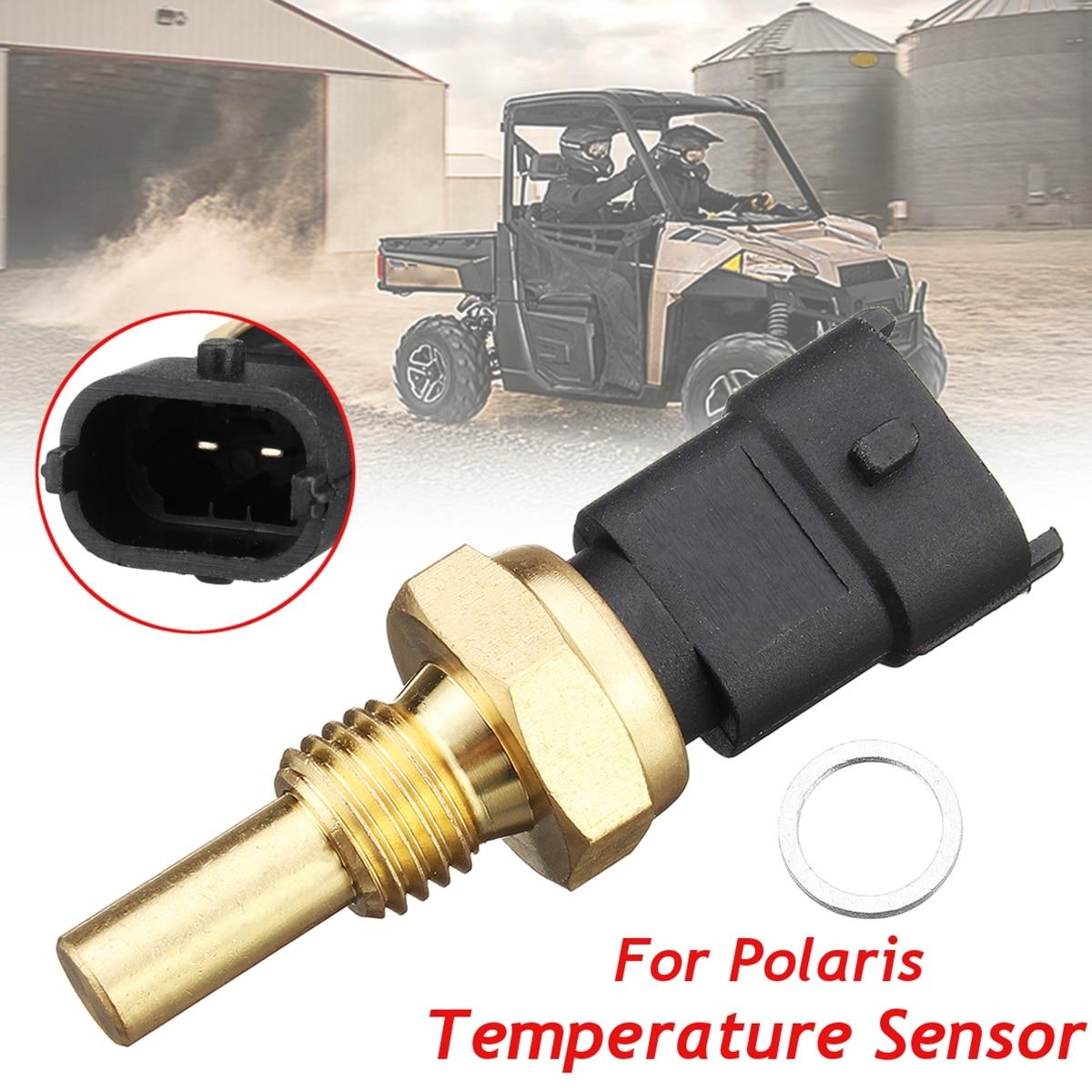 Temperature Sensor Switch For Polaris Sportsman Scrambler 2004 2005 2006 2007 2008 2009 2010 2011 2012 2013 2014 - 2017 4010644