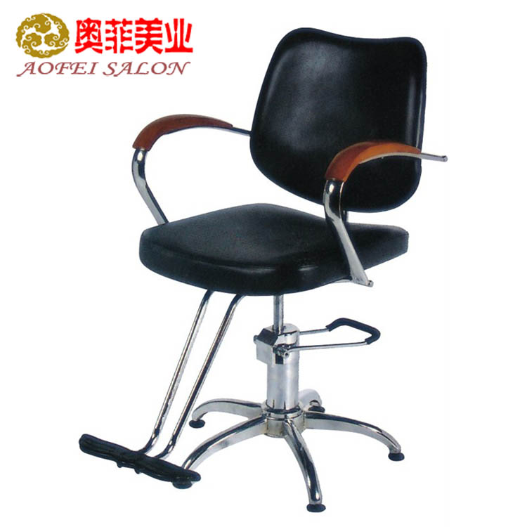 Купить с кэшбэком Hairdressing chair haircut chair chair lift barber chair.