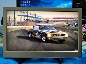 11.6 Inch HD IPS 1920*1080 Portable Monitor HDMI DVI VGA Displayer Audio Black Color LCD Screen For Computer Laptop Raspberry Pi