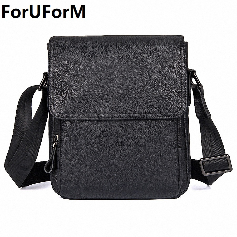 Genuine Leather Bag Men Leather Bags Messenger Bag Laptop Male Man Casual Tote Shoulder Crossbody Bags Handbags LI-2039 xiyuan genuine leather handbag men messenger bags male briefcase handbags man laptop bags portfolio shoulder crossbody bag brown
