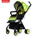 Seebaby baby stroller trolley super light fold baby pram carriage