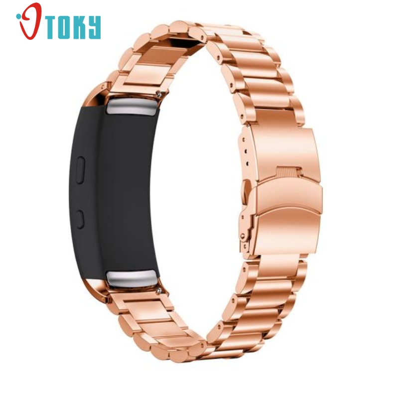 Excellent Quality 18mm Smart Watch Band Gifts Stainless Steel Bracelet Smart Watch Band Strap For Samsung
