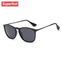 RAYBOMB Fashion Polarized Sunglasses Women Men Sun Glasses Retro Ladies Erika Style Sunglass