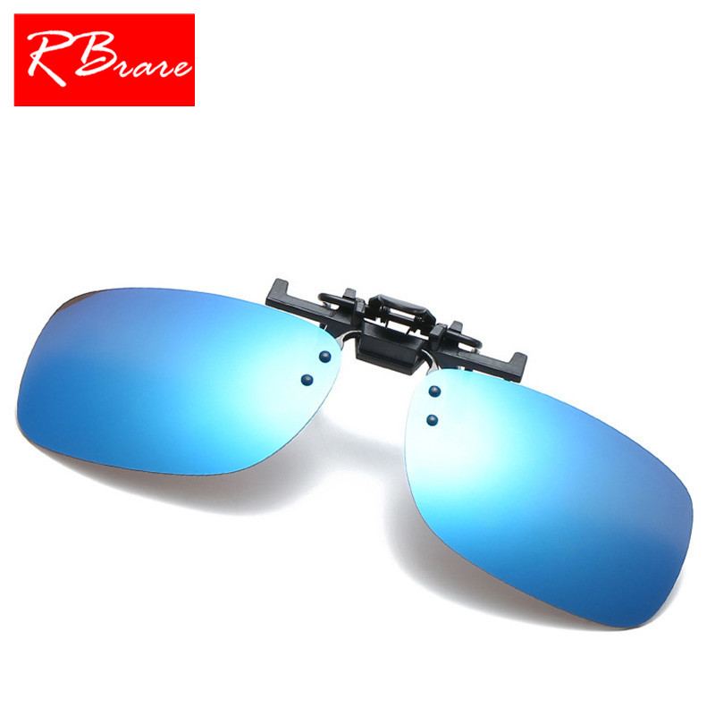 RBRARE 2018 Polarized Sunglasses Clip Mirror Women Top Brand Designer Sun Glasses HD Lens Retro Shopping Driving Glasses UV400
