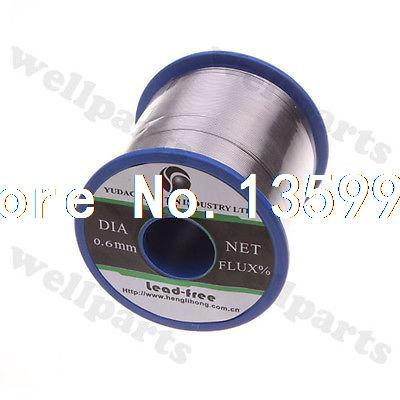 0.6mm 800g High Quality Tin Lead Rosin Core Solder Soldering Wire 60/40 цена и фото