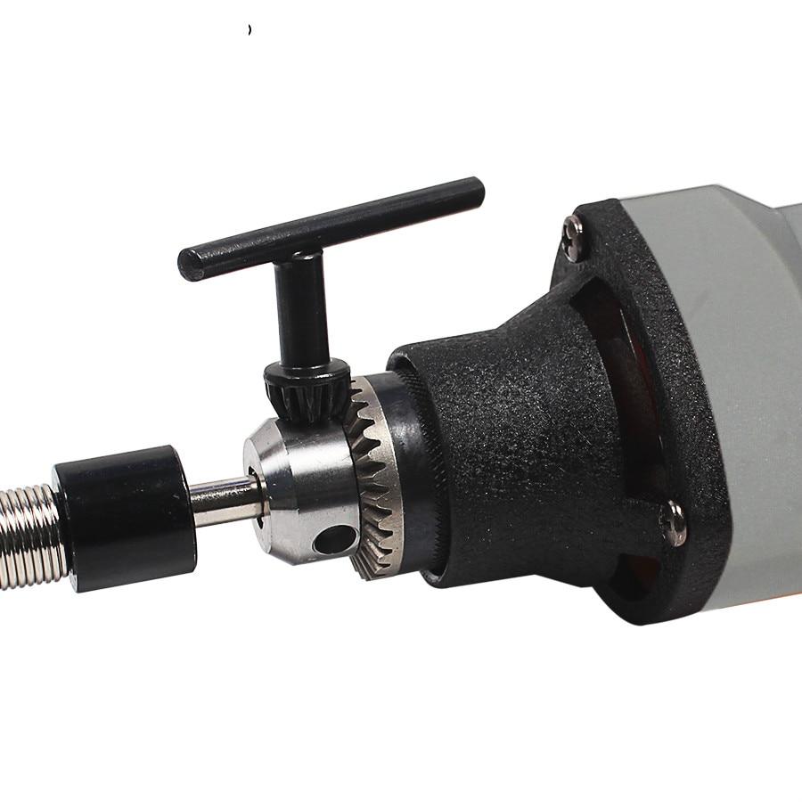 400 W mini-elektripuur Dremel 6-asendise muutuva kiirusega Dremeli - Elektrilised tööriistad - Foto 3