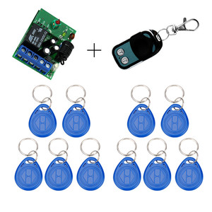 Image 4 - Full kit biometric fingerprint access control X6+electric strike lock+power supply+exit button+door bell+remote control+key card