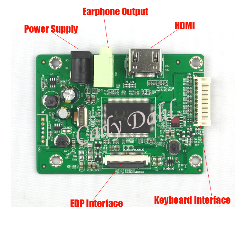 Official Website Edp Hdmi Vga 2av Lvds Controller Board Kit For Innolux N140bge-ea3 14 1366x768 30p 1 Lane Led Tft Lcd Display Panel Screen Back To Search Resultscomputer & Office