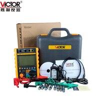 NEW Victor VC3125 High Voltage Megohmmeter Digital Insulation Resistance Tester 250V~5000V