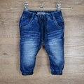 Infantis Baby Boys & Girls Jeans Harem Pants Jeans Bebe Recém-nascidos Crianças Quente Calças Calças Da Criança Engatinhando Macio Leggings Inverno
