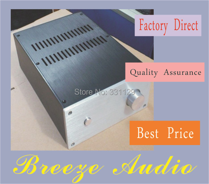 Breeze audio-Aluminum chassis JC2210 power amplifier case the full edition стоимость