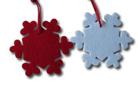 Christmas snowflake wflake Die Compatible with most of the leading machines Mold thickness: 15.8mm