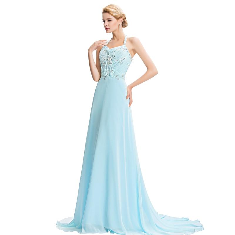 Online Get Cheap Light Blue Prom Dresses -Aliexpress.com ...