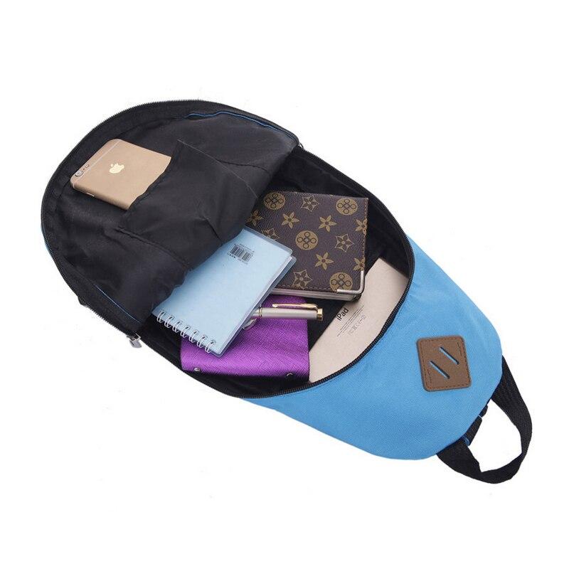 Rainbow Color Womens Crossbody Bag Casual Shoulder Bags Fashion