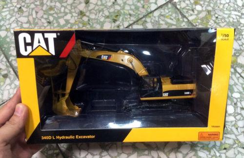 Tonkin Europe 1/50 CATERPILLAR CAT 340D L Hydraulic Excavator Construction vehicles Tr20001