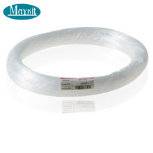 Maykit 300m/roll 1.0mm Diameter Pmma End Glow Fiber Optic Cable for Fiber Optic Light(China)