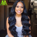 Brazilian Virgin Hair Lace Front Wigs Body Wave Full Lace Human Hair Wig For Black Women Glueless LaceFront Wig With Baby Hair