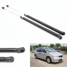 (2) Авто Задний Люк Дверь Загрузки Газа Заряженных Стойки Лифт Поддержка 1999 2000 2001 2002 Honda Odyssey