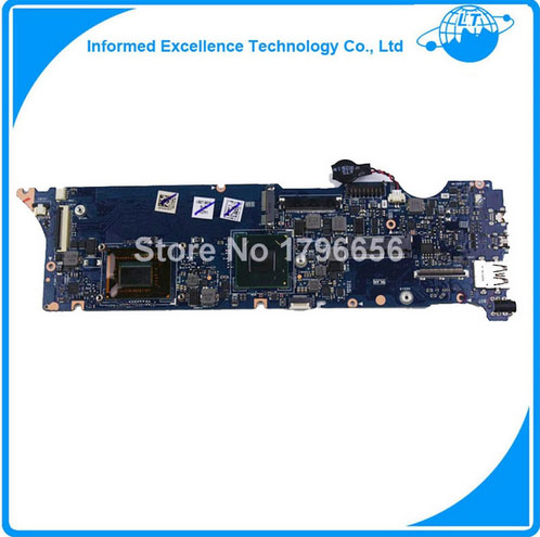 Available Laptop Motherboard For Asus UX31A Mainboard UX31A2 REV4.1 with I5 cpu  Fully Tested for asus ux31a ux31a3 laptop motherboard with i5 3517u cpu fully tested rev 4 1 top mainboard
