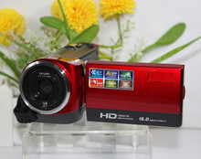 V13B 16x Digital Zoom HD Digital Video Camera With TV out, Flash light.,