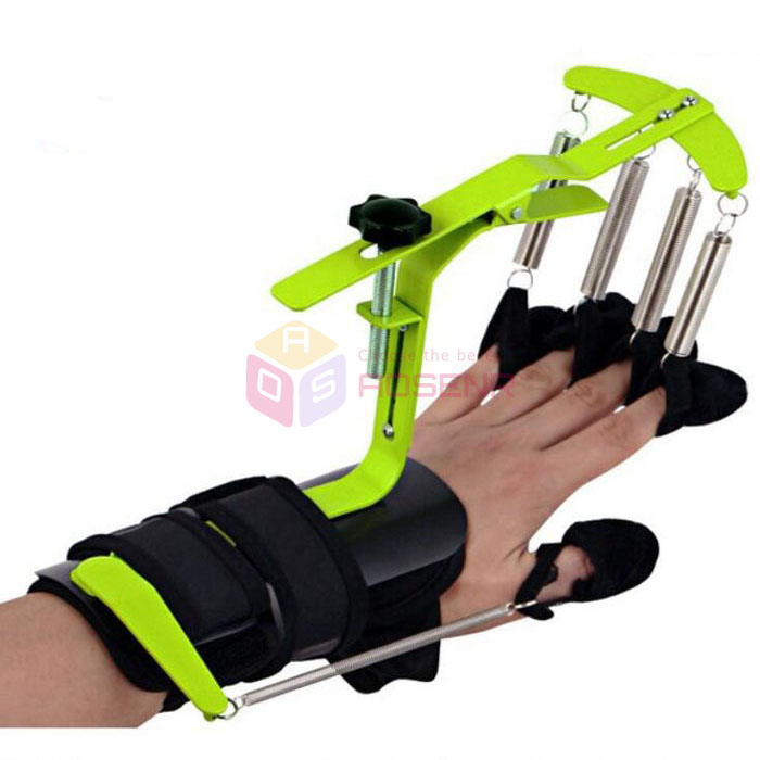 Hand PHYSIOTHERAPY REHABILITATION Training Equipment Dynamic Wrist and finger Orthosis for Tendon repair