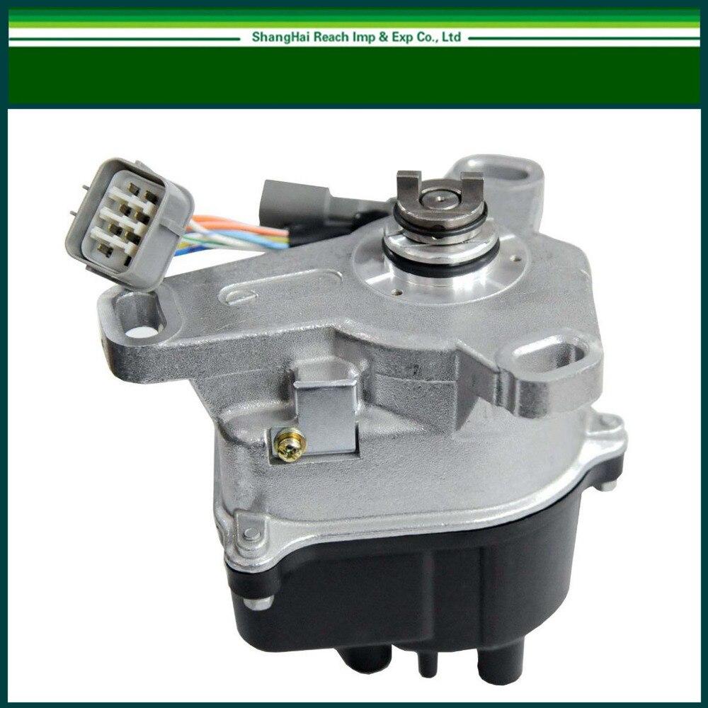Hot Sale E2c Ignition Distributor For Honda Prelude Jdm H22a Vtec 1992 Dohc Obd1 22l Oe Td 60u Td60 30100 P13 006 Td60u