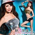 2017 sexy female singer students costume silver sequins dance wear bar dj clothes stage costume women dancers singer stage show