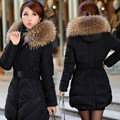Free shipping military fur down coat famous brand plus size XXL XXXL 4XL 5XL 6XL Large size women fat 2017 winter coat trench