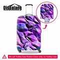 Folding Printing Design Luggage Covers for Girls Drape Pattern Covers for Suitcase Luggage Protecive Cover Apply to 18-30 inch
