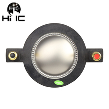 Audio Speaker 44 Core 44.4mm High Treble Voice Coil Replacement Diaphragm High Pitched Membrane Round Dome Speaker