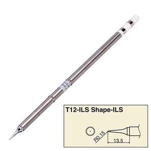 1 x pointe de fer à souder T12 BC2/J02/JL02/KR/ILS pointes de fer à souder pour poste de reprise à souder env. 150mm;