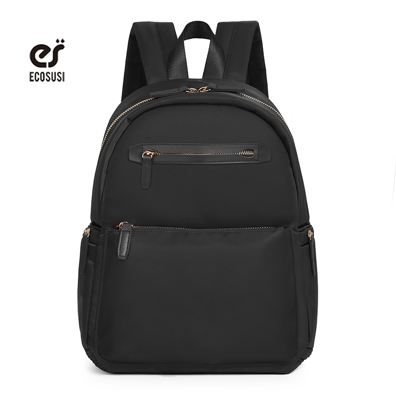 ecosusi New Fashion Backpack Women Travel Daypack Casual Daypack Nylon Backpack For Teenage Girls School Student